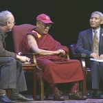 ICDS member Dr. Bill Harbaugh meets with the Dalai Lama in Zurich, Switzerland as part of the Mind and Life meeting on the topic of Compassion in Economics